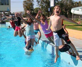 Dubbo Aquatic Leisure Centre - Mackay Tourism