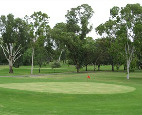 Moree Golf Club - Mackay Tourism