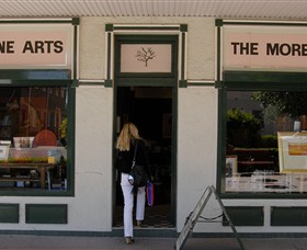 The Moree Gallery - Mackay Tourism