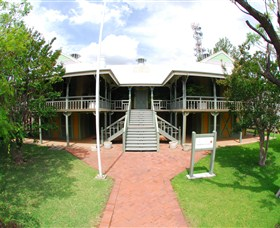Moree Lands Office Historical Building - Mackay Tourism