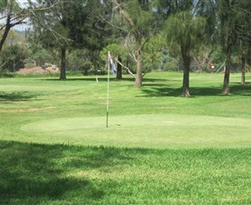 Wiradjuri Golf Centre - Mackay Tourism