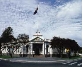 Museum of The Riverina - Historic Council Chambers Site - Mackay Tourism