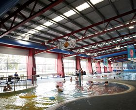 Wangaratta YMCA Indoor Sports  Aquatic Centre - Mackay Tourism