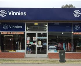 Vinnies - Mackay Tourism