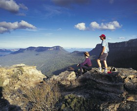 Blue Mountains National Park - National Pass - Mackay Tourism