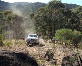 Geraldine 4WD Recreation Park - Mackay Tourism