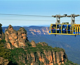 Greater Blue Mountains Drive - Blue Mountains Discovery Trail - Mackay Tourism