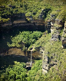 Wentworth Falls - Mackay Tourism
