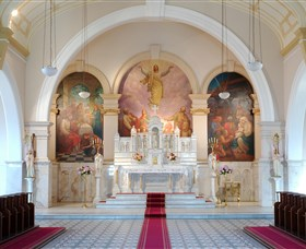 Sacred Spaces at the Sisters of Mercy Convent - Mackay Tourism