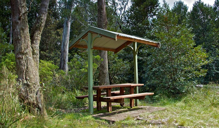 Devils Hole lookout walk and picnic area - Mackay Tourism