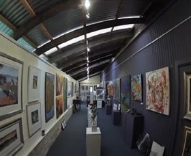 Purple Noon Gallery - Mackay Tourism