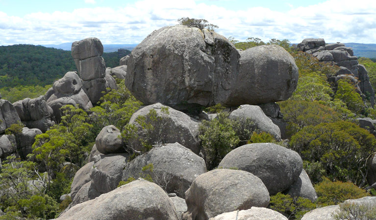 Cathedral Rock National Park - Mackay Tourism