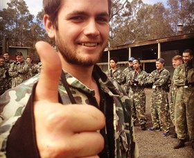 Ultimate Paintball - Mackay Tourism
