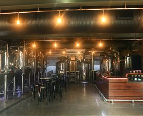 Pumpyard Bar and Brewery - Mackay Tourism