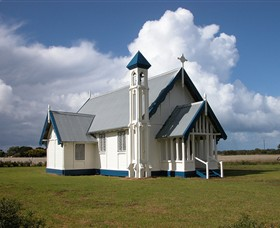Tarraville Church - Mackay Tourism