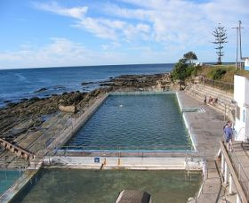 The Entrance Ocean Baths - Mackay Tourism