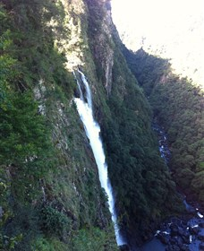 Ellenborough Falls - Mackay Tourism