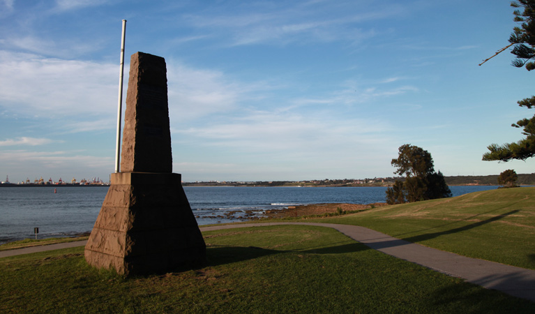 Captain Cook's Landing Place