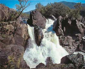 Clarence Gorge - Mackay Tourism