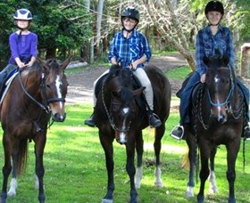 Kings Creek Saddle Club - Mackay Tourism