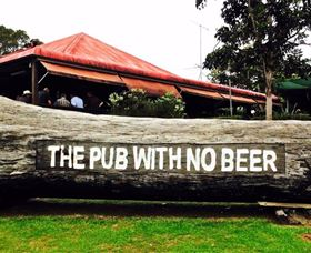 The Pub With No Beer - Mackay Tourism