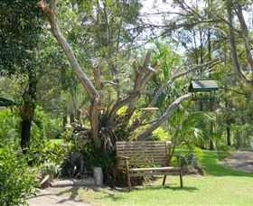 Mondrook Garden Cafe Gallery and Function Centre - Mackay Tourism