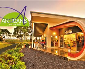 Artisans On The Hill - Mackay Tourism