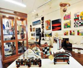 Nimbin Artists Gallery - Mackay Tourism