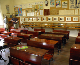 Alumny Creek School Museum and Reserve - Mackay Tourism