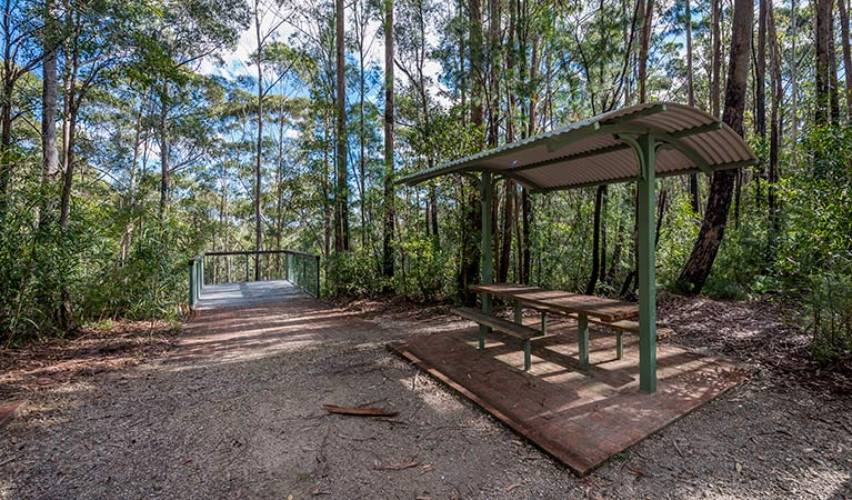 Big Nellie lookout and picnic area - Mackay Tourism