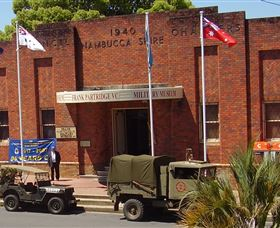 Frank Partridge VC Military Museum - Mackay Tourism