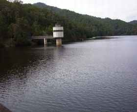 Clarrie Hall Dam - Mackay Tourism