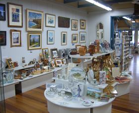 Ferry Park Gallery - Mackay Tourism