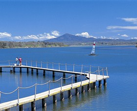 North Beach Mylestom - Mackay Tourism