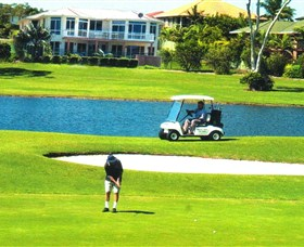 Emerald Downs Golf Course - Mackay Tourism