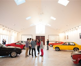 Aravina Estate Sports Car Museum