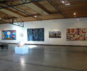 The Holmes à Court Gallery at Vasse Felix
