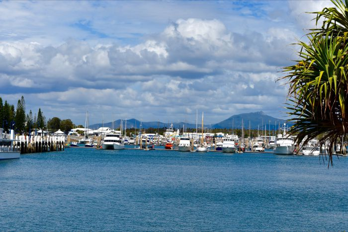 Curtis Ferry Services - Mackay Tourism
