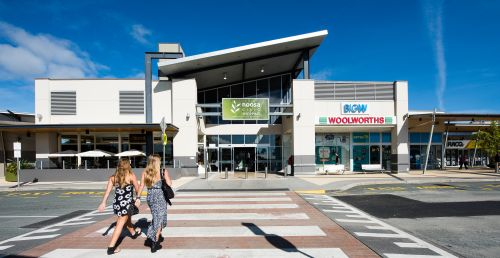 Noosa Civic Shopping Centre - Mackay Tourism