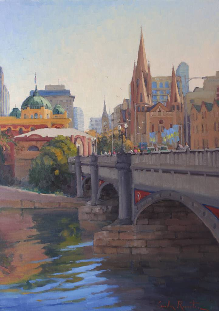 Rossiters Paintings - Mackay Tourism