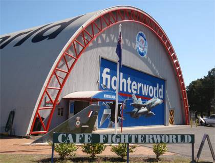 Fighter World Aviation Museum - Mackay Tourism