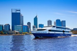 Fremantle Lunch Cruise - Mackay Tourism
