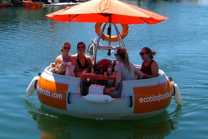 Self-Drive BBQ Boat Hire Mandurah - Group of 3 - 6 people - Mackay Tourism