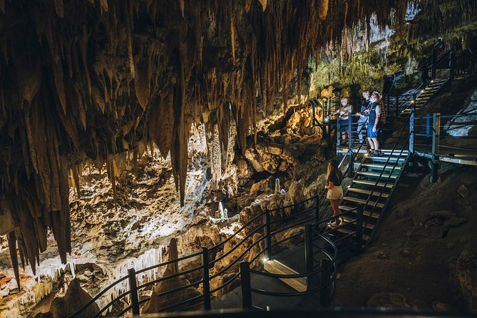 Ngilgi Cave Semi-guided Tour