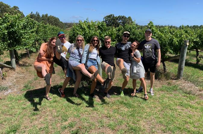Margaret River Tour: The Cheers Glass Half Full Tour