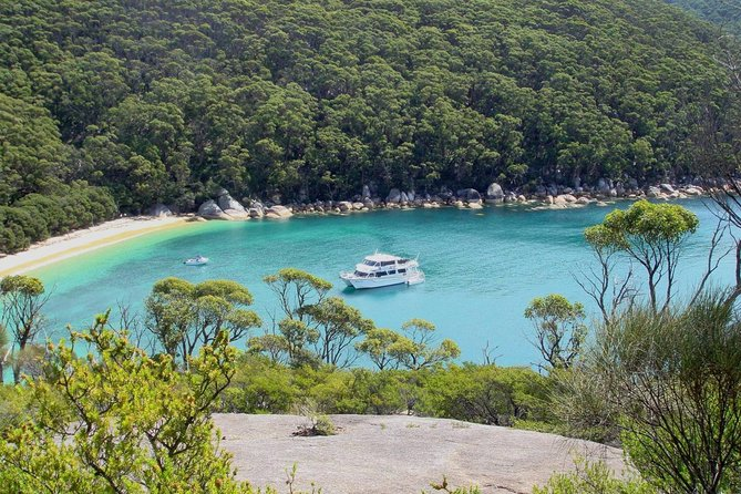Wilsons Promontory Full Day Cruise - Mackay Tourism