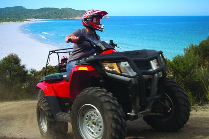 Half-Day Guided ATV Exploration Tour from Coles Bay - Mackay Tourism