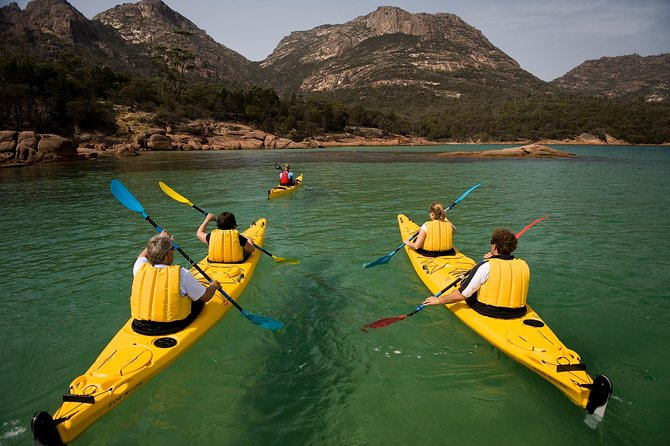 The Freycinet Paddle