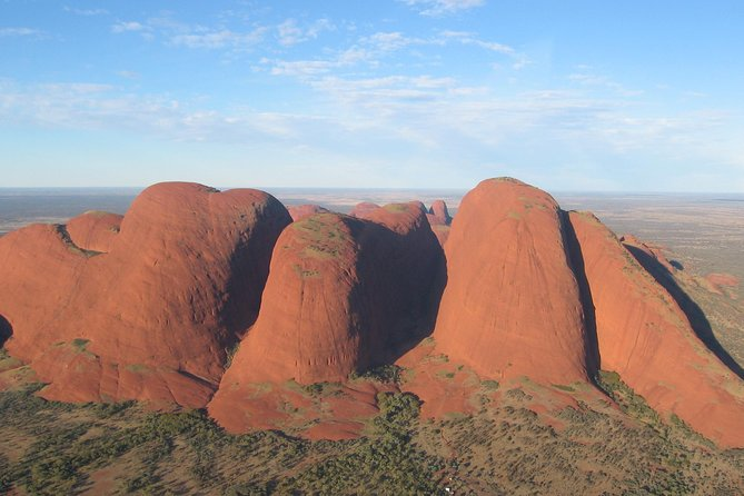 Kata Tjuta and Uluru Grand View Helicopter Flight - Mackay Tourism