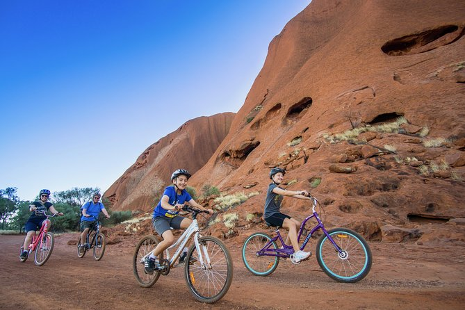 Outback Cycling Uluru Bike Ride - Mackay Tourism